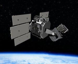 Pravděpodobná podoba družice SBSS