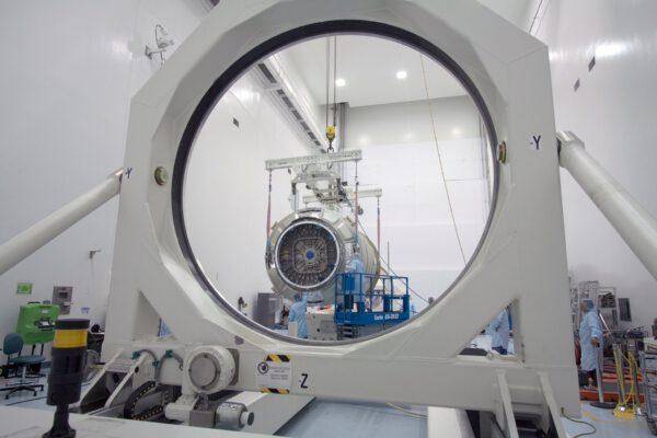 Loď Cygnus pro čtvrtý zásobovací let k ISS