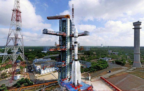 GSLV a indický telekomunikační satelit GSAT-6