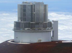 Ani havajský teleskop Subaru s průměrem zrcadla 8,5 metru nedokázal najít vhodného kandidáta pro průlet.