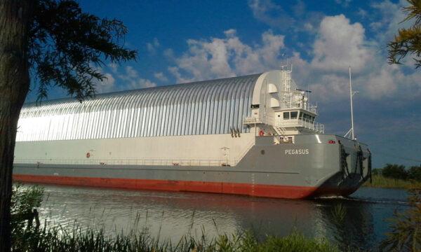 Modernizovaný člun Pegasus