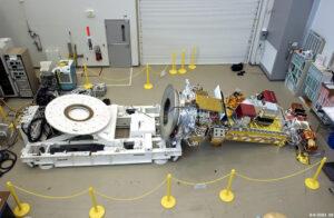 Družice NOAA-N Prime po nehodě
