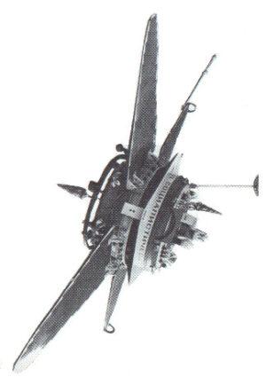 Sovětská družice Prognoz 9