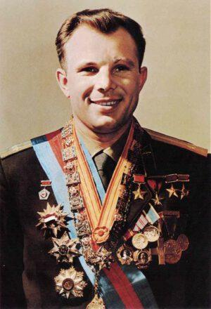 Jurij Gagarin - první člověk ve vesmíru