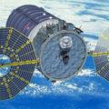 Vylepšený Cygnus na oběžné dráze