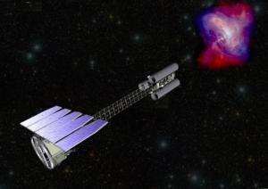Jeden z nových teleskopů: IXPE