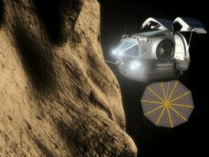SEV najde využití u asteroidu, Phobu a jednou možná i u komety…