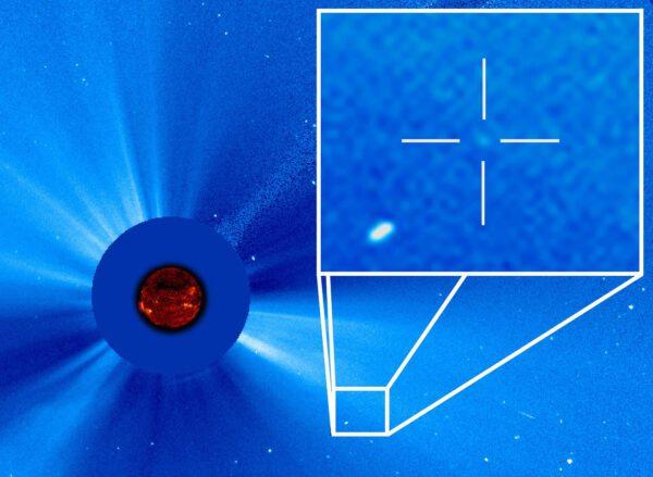 Třítisícá kometa objevená Worachatem Boonplodem