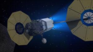 Sonda ARRM byla určená k dopravě asteroidu na oběžnou dráhu Měsíce