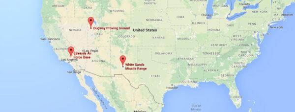 Tři oznámená místa, kde by mohla přistávat loď Starliner