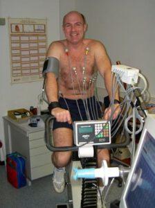 André Kuipers prochází lékařskými testy