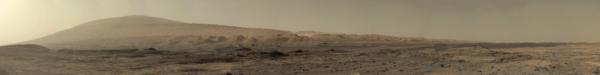 Sol 1100 panorama Aeolis mons NASA/JPL-Caltech/MSSS/Emily Lakdawalla
