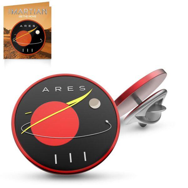 Placka Ares - cena pro první i druhé místo