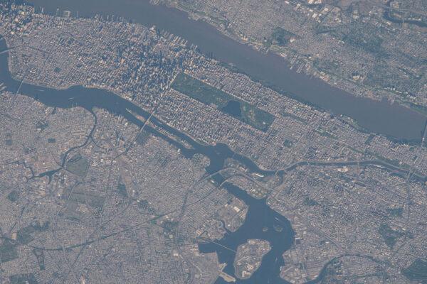 Velké jablko alias New York