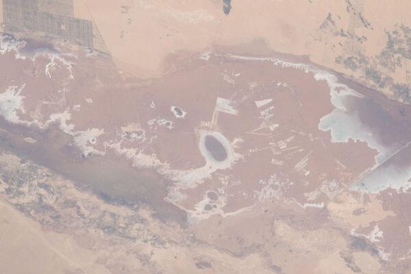 Egyptská oáza Siwa