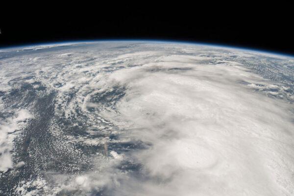 Hurikán Bill u pobřeží Texasu