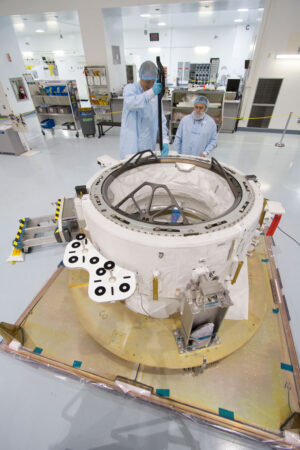 Přípravy adaptéru IDA-2