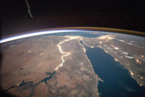 Egypt a Rudé moře
