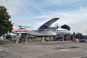 Antonov-22, do jehož útrob můžete vstoupit je proklatě velký