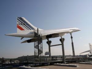 Nadzvukový letoun Concorde