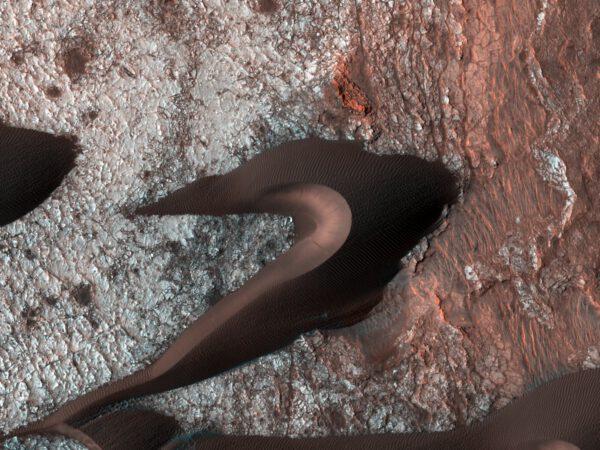 Duna na Marsu