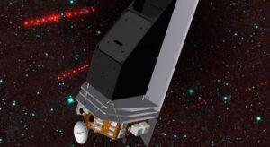 Návrh teleskopu NeoCAM