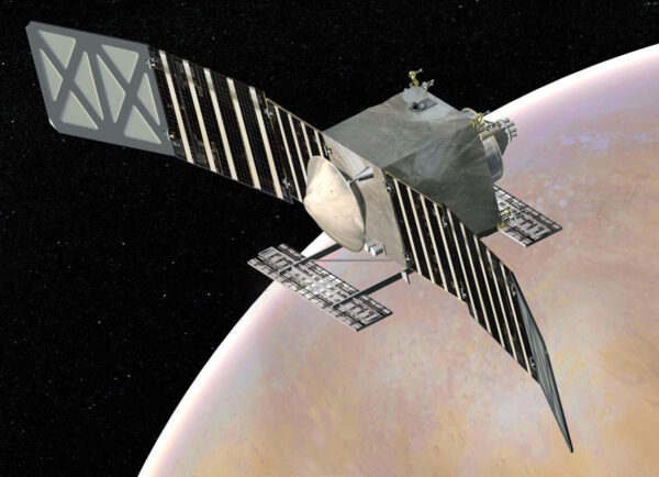Návrh sondy VERITAS