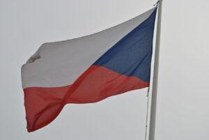 Česká republika je členem ESA, proto v ESTECu vlála také naše vlajka.