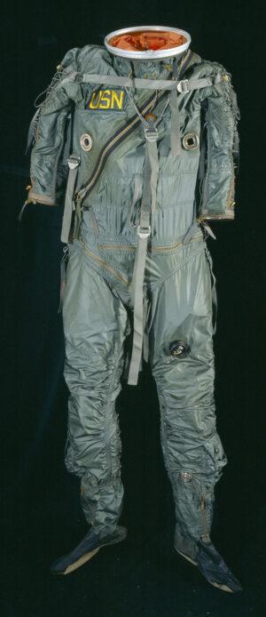 Přetlakový oblek B.F.Goodrich Navy Mk. IV