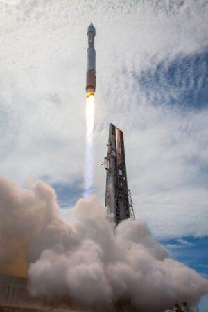 Startující Atlas V