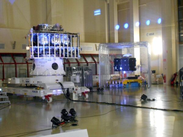 Sonda Bepi Colombo, která se vydá k Merkuru