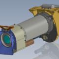 3D CAD model Mastcam-Z