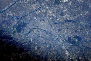 Paříž z ISS, Scott Kelly, Expedice 45