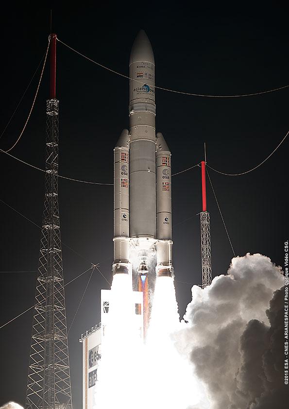 Ariane 5, 10. listopadu 2015