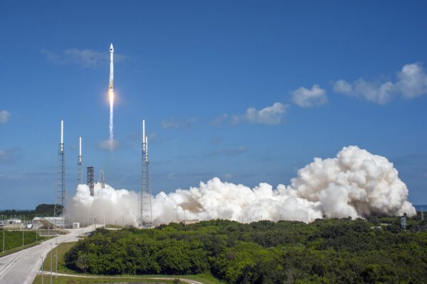 Atlas 5 míří do vesmíru
