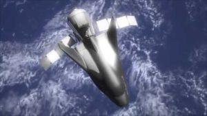 Návrh nákladního miniraketoplánu Dream Chaser