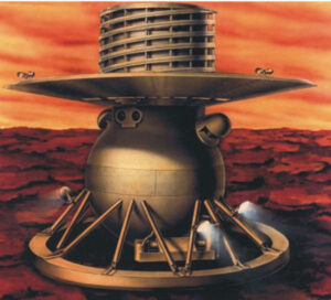 Teoretická podoba landeru