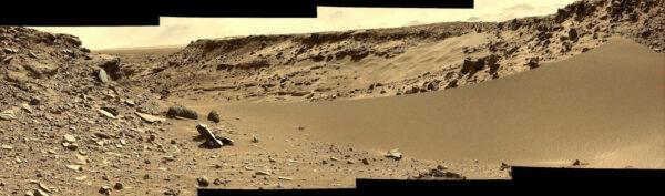 Další pohled na čarokrásnou Dingo Gap