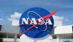 Logo agentury NASA