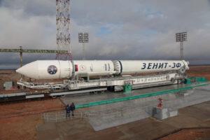 Zenit dorazil na startovní rampu