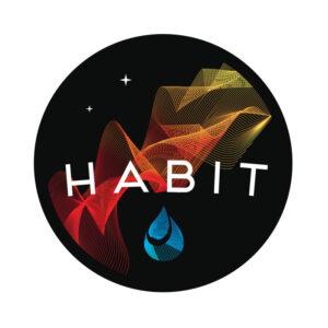 Logo experimentu HABIT