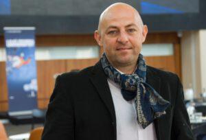 Profesor Javier Martín Torres z Technické univerzity v Luleå.