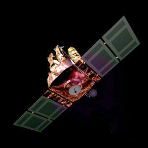 SOHO. Zdroj: NASA&ESA