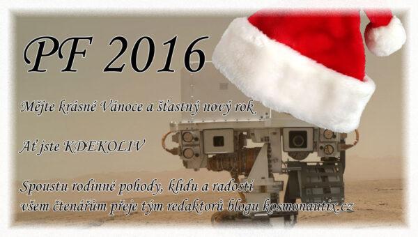 Krásné Vánoce všem čtenářům našeho blogu