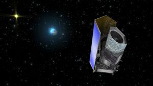 Návrh teleskopu Euclid