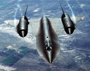 Legendární SR-71