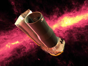 Spitzerův teleskop