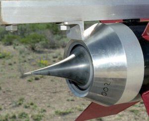 Jednoduchý motor konstrukce aerospike