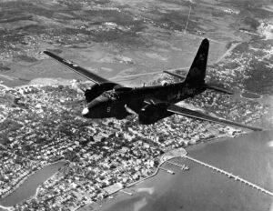 Lockheed P2V Neptune - první Mitchellův bojový stroj