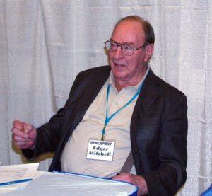 Ed Mitchell v roce 2009